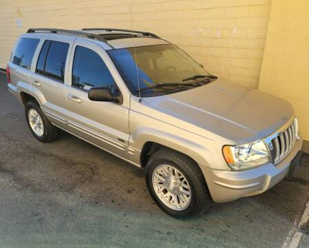 2004 Jeep Grand Cherokee for sale at Cars To Go in Sacramento CA
