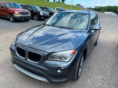 2014 BMW X1 for sale at Ball Pre-owned Auto in Terra Alta WV