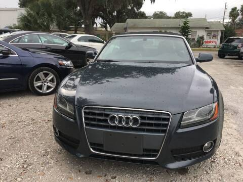 2010 Audi A5 for sale at Select Cars Of Winter Park Inc in Orlando FL