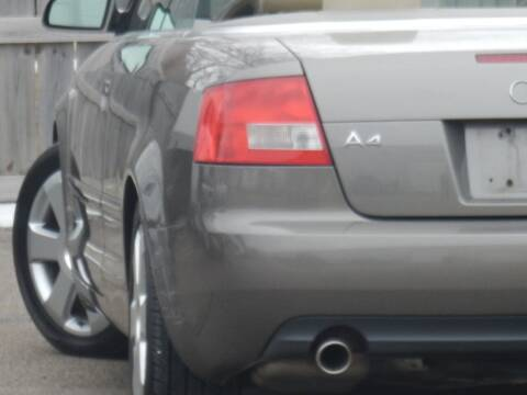 2006 Audi A4 for sale at Moto Zone Inc in Melrose Park IL