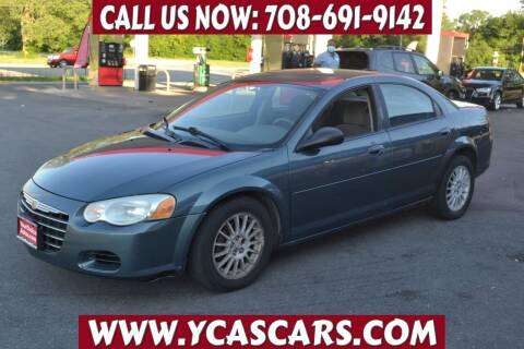 2005 Chrysler Sebring for sale at Your Choice Autos - Crestwood in Crestwood IL