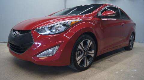 2014 Hyundai Elantra Coupe for sale at Flash Auto Sales in Garland TX