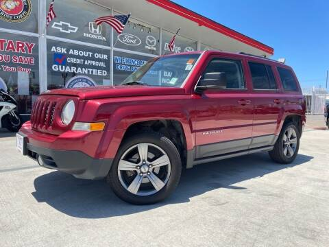 2014 Jeep Patriot for sale at VR Automobiles in National City CA