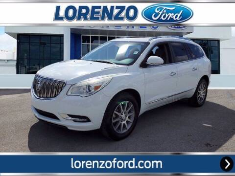 2016 Buick Enclave for sale at Lorenzo Ford in Homestead FL