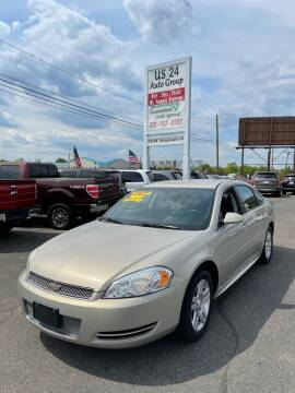 2012 Chevrolet Impala for sale at US 24 Auto Group in Redford MI