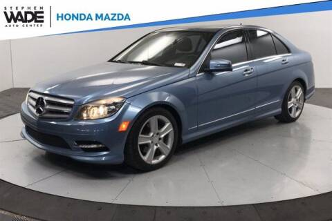 2011 Mercedes-Benz C-Class for sale at Stephen Wade Pre-Owned Supercenter in Saint George UT