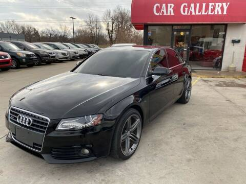 2011 Audi A4 for sale at Car Gallery in Oklahoma City OK