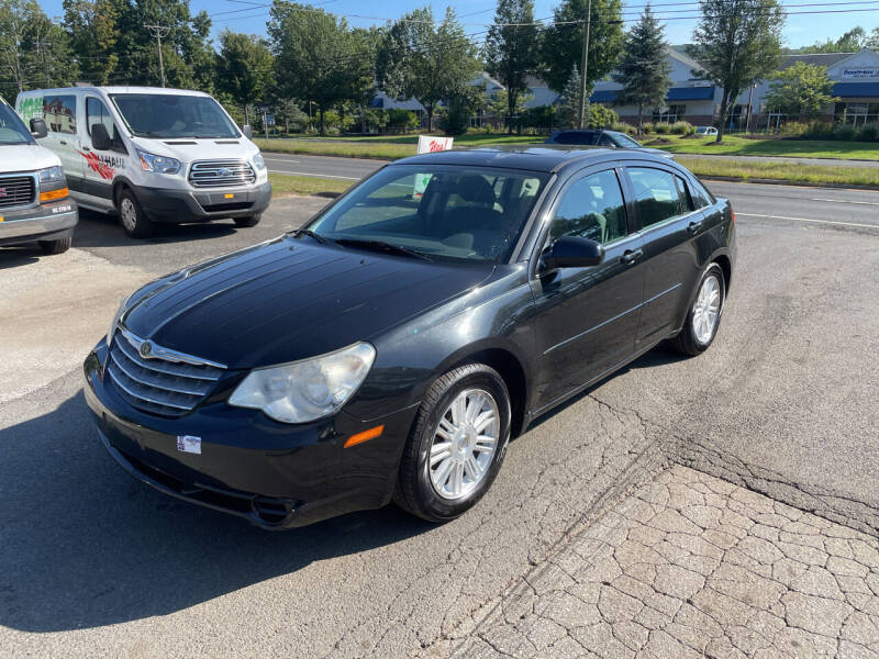 2007 Chrysler Sebring for sale at Candlewood Valley Motors in New Milford CT
