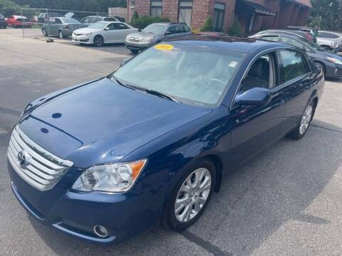 2008 Toyota Avalon for sale at KINGSTON AUTO SALES in Wakefield RI
