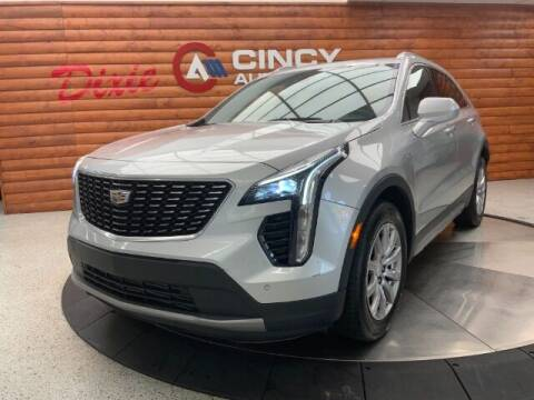 2020 Cadillac XT4 for sale at Dixie Motors in Fairfield OH