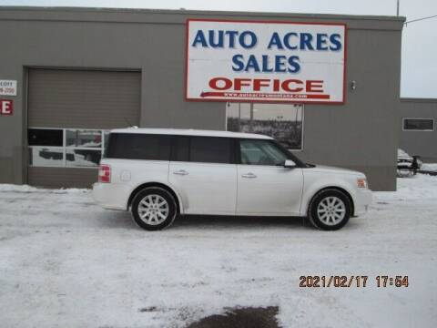 2010 Ford Flex for sale at Auto Acres in Billings MT