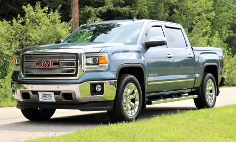 2014 GMC Sierra 1500 for sale at Miers Motorsports in Hampstead NH