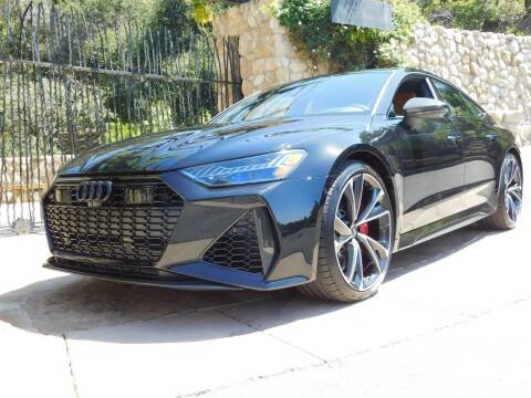 2021 Audi RS 7 for sale at Milpas Motors in Santa Barbara CA