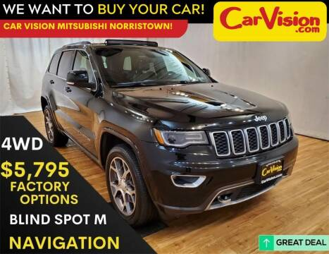 2018 Jeep Grand Cherokee for sale at Car Vision Mitsubishi Norristown in Trooper PA