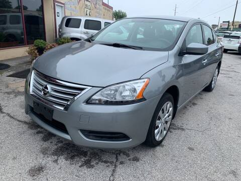 2014 Nissan Sentra for sale at New To You Motors in Tulsa OK