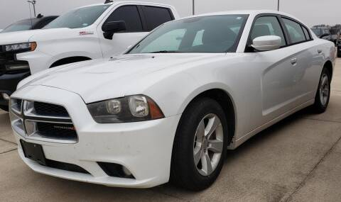 2014 Dodge Charger for sale at Lipscomb Auto Center in Bowie TX
