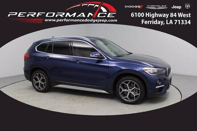 2018 BMW X1 for sale at Performance Dodge Chrysler Jeep in Ferriday LA