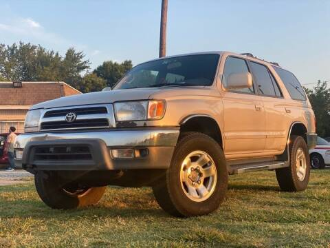 1999 Toyota 4Runner for sale at Cash Car Outlet in Mckinney TX