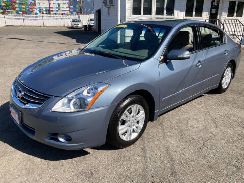 2011 Nissan Altima for sale at B & M Auto Sales INC in Elizabeth NJ