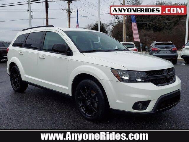 2018 Dodge Journey for sale at ANYONERIDES.COM in Kingsville MD