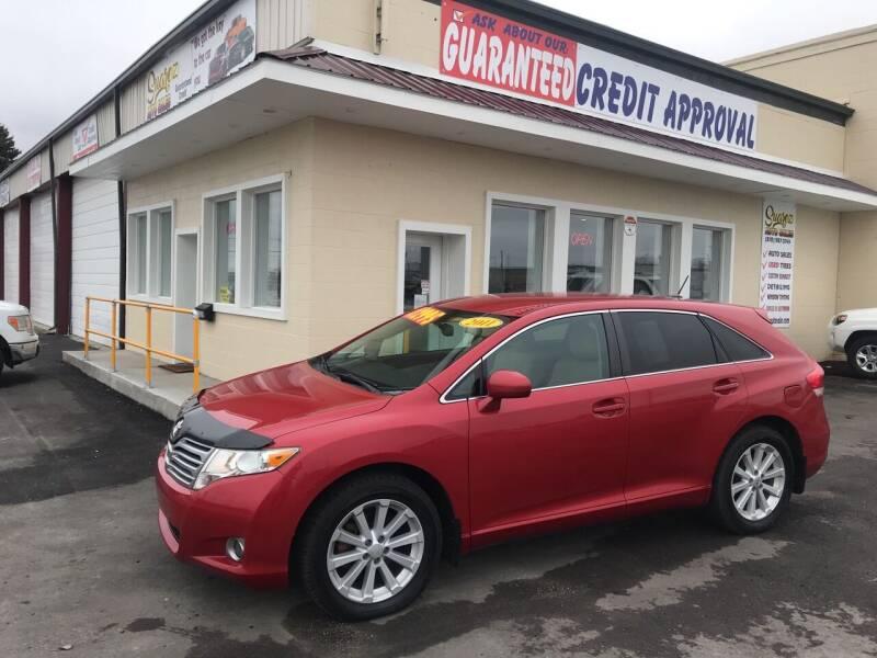 2011 Toyota Venza for sale at Suarez Auto Sales in Port Huron MI