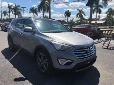 2013 Hyundai Santa Fe for sale at Denny's Auto Sales in Fort Myers FL