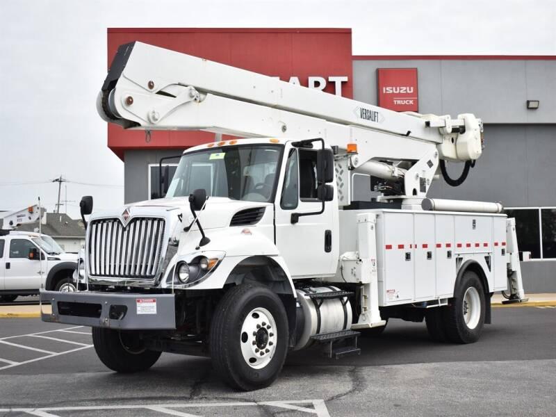 2016 International WorkStar 7300 for sale at Trucksmart Isuzu in Morrisville PA