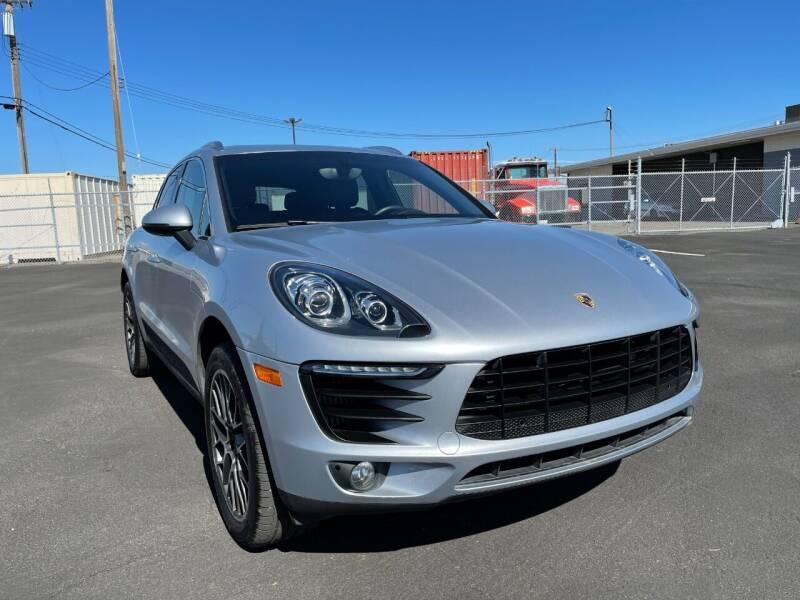 2015 Porsche Macan for sale at Approved Autos in Sacramento CA