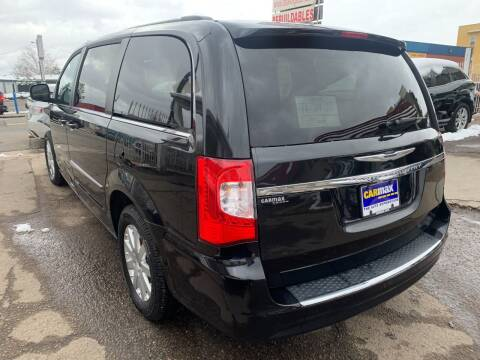 2015 Chrysler Town and Country for sale at STS Automotive in Denver CO