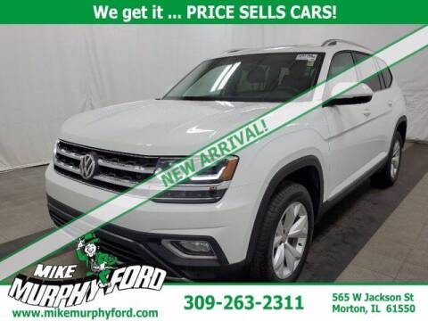 2018 Volkswagen Atlas for sale at Mike Murphy Ford in Morton IL
