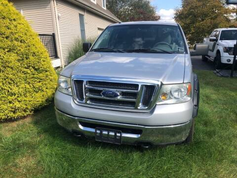 2007 Ford F-150 for sale at CAR STOP in Linden NJ