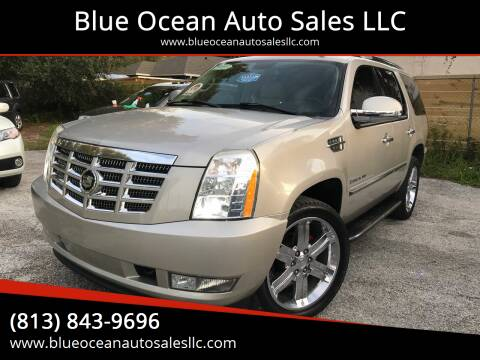 2007 Cadillac Escalade for sale at Blue Ocean Auto Sales LLC in Tampa FL