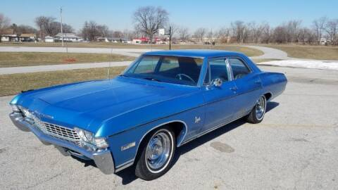 1968 Chevrolet Impala for sale at Haggle Me Classics in Hobart IN