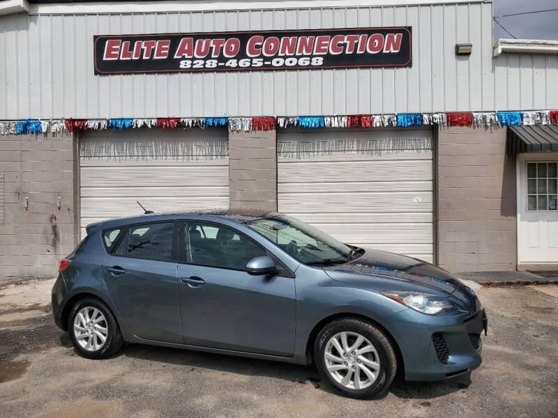 2012 Mazda MAZDA3 for sale at Elite Auto Connection in Conover NC