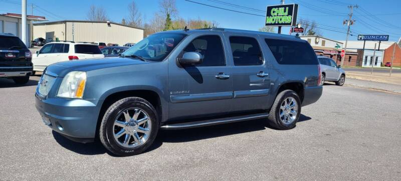 2007 GMC Yukon XL for sale at CHILI MOTORS in Mayfield KY
