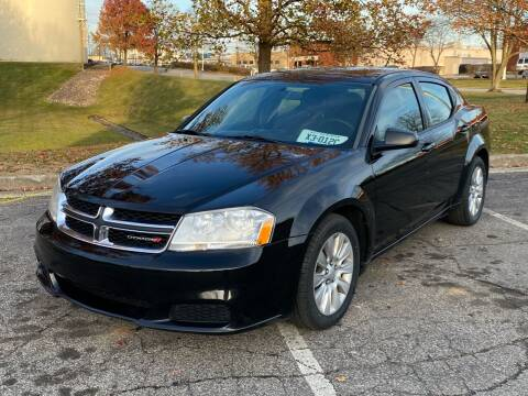 2014 Dodge Avenger for sale at Hadi Auto Sales in Lexington KY