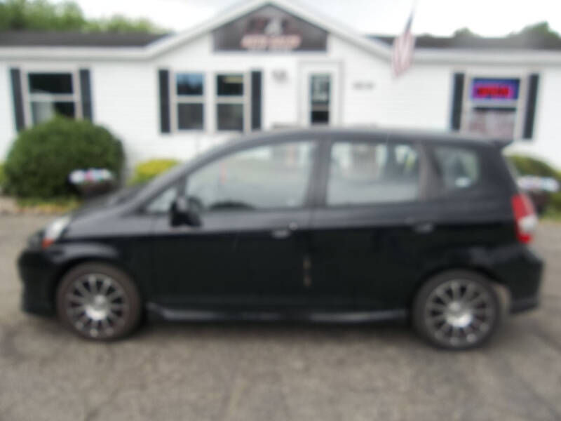 2007 Honda Fit for sale at R & L AUTO SALES in Mattawan MI