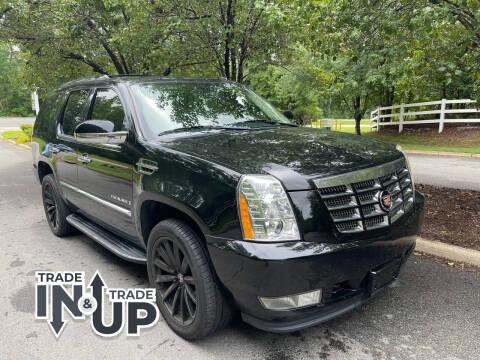 2009 Cadillac Escalade for sale at Premier Auto Solutions & Sales in Quinton VA