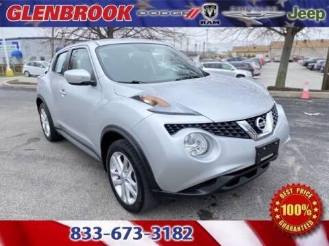 2016 Nissan JUKE for sale at Glenbrook Dodge Chrysler Jeep Ram and Fiat in Fort Wayne IN