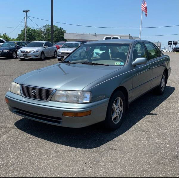 1997 Toyota Avalon for sale at STARLITE AUTO SALES LLC in Amelia OH