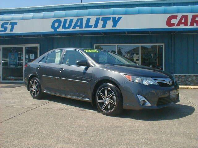 2014 Toyota Camry for sale at Dick Vlist Motors, Inc. in Port Orchard WA