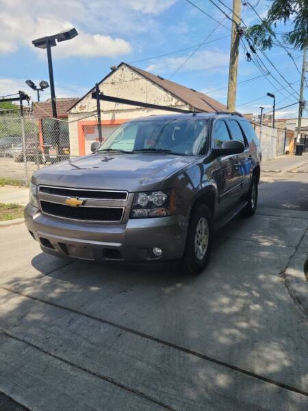2012 Chevrolet Tahoe for sale at MACK'S MOTOR SALES in Chicago IL