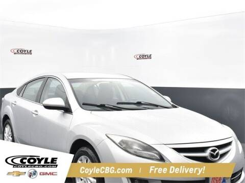 2013 Mazda MAZDA6 for sale at COYLE GM - COYLE NISSAN - New Inventory in Clarksville IN