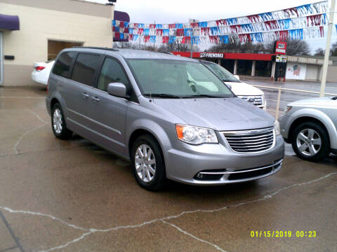 2013 Chrysler Town and Country for sale at Fred Elias Auto Sales in Center Line MI