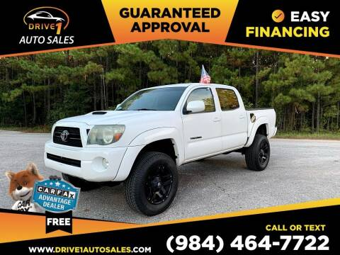 2011 Toyota Tacoma for sale at Drive 1 Auto Sales in Wake Forest NC