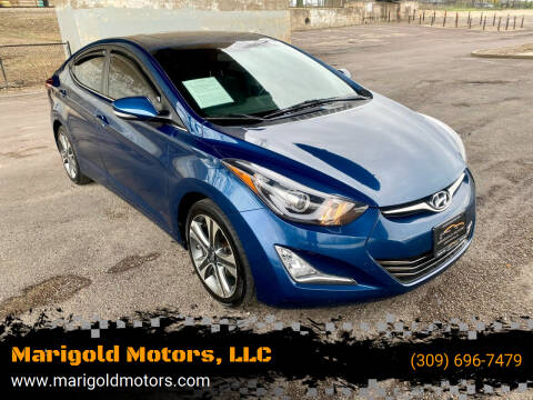 2014 Hyundai Elantra for sale at Marigold Motors, LLC in Pekin IL