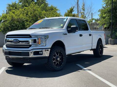 2018 Ford F-150 for sale at Autodealz of Fresno in Fresno CA
