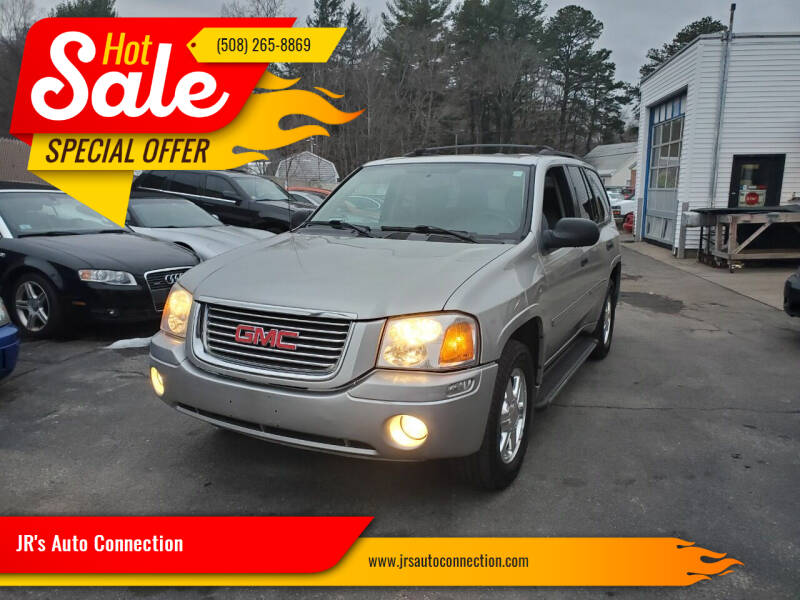 2008 GMC Envoy for sale at JR's Auto Connection in Hudson NH