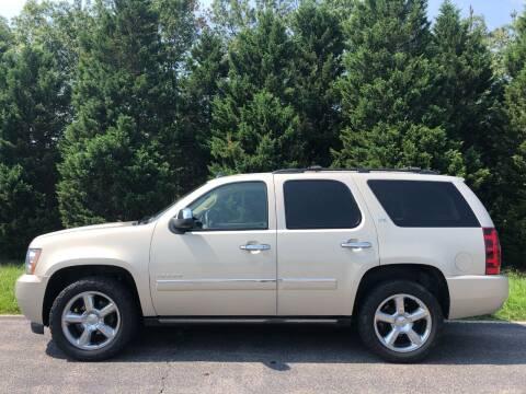 2011 Chevrolet Tahoe for sale at DLUX Motorsports in Fredericksburg VA