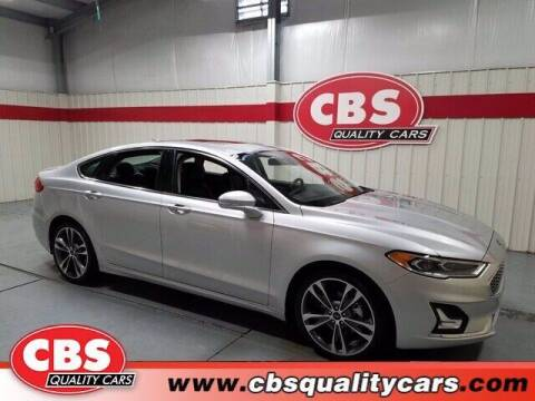 2019 Ford Fusion for sale at CBS Quality Cars in Durham NC